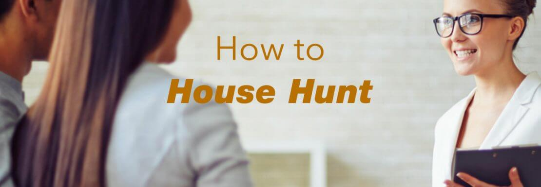 How to House Hunt | PoncePonce.com