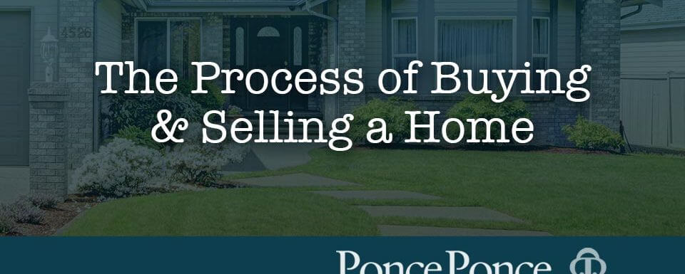 The Process of Buying & Selling a Home