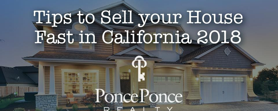 How to Sell Your House Fast in California 2018 - Sell House
